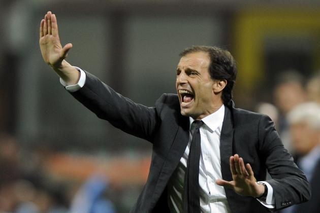 Milan vs. Napoli: Why Coach Max Allegri Got the Tactics Wrong