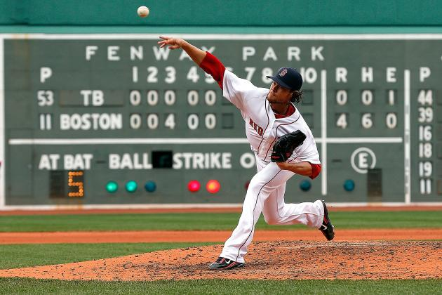 Clay Buchholz Flirts with Second No-Hitter and Strikes out Career-High 11