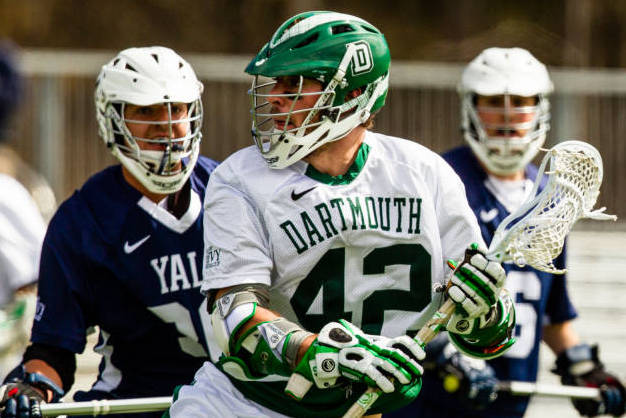 NCAA Lacrosse: Dartmouth Upsets No. 9 Princeton in Ivy League Play