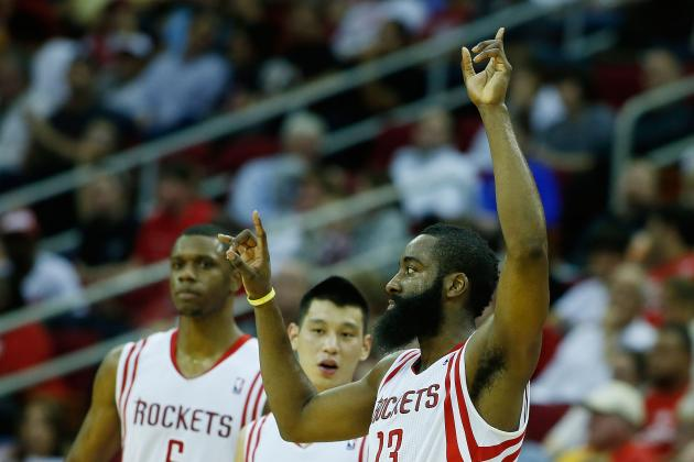 Sacramento Kings vs. Houston Rockets: Live Score, Results and Game Highlights