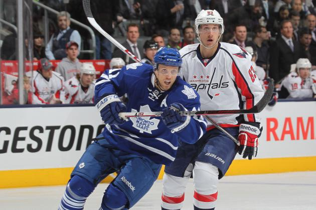 Jay McClement: The Unsung Hero of the 2013 Toronto Maple Leafs