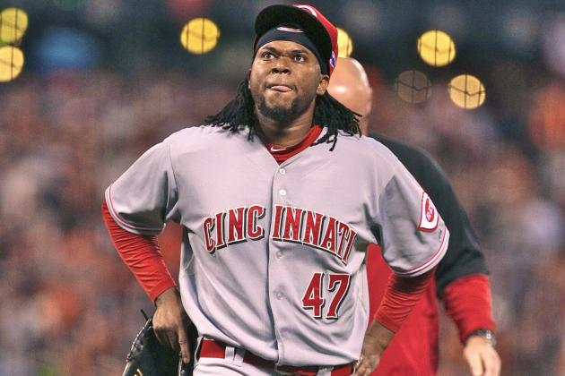 Johnny Cueto Injury: Updates on Reds Star's Arm