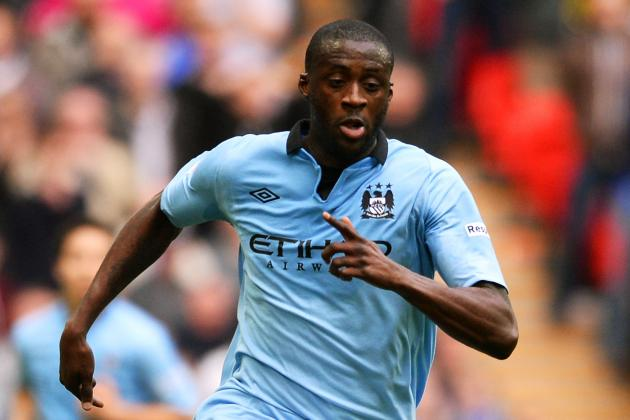 Yaya Toure Sets the Standard for All Box-to-Box Midfielders to Meet