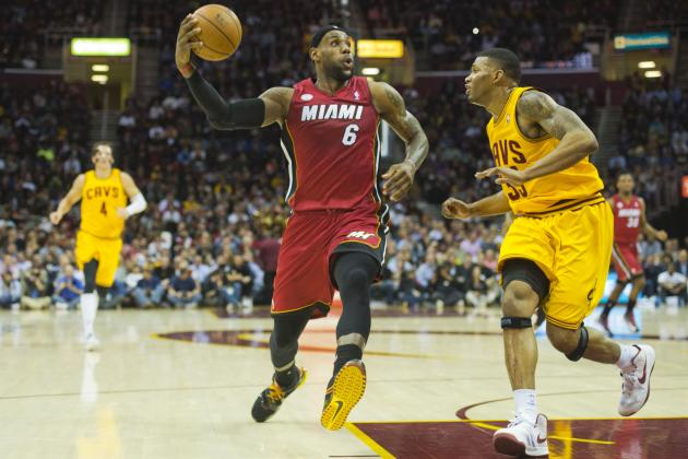 Miami Heat vs. Cleveland Cavaliers: Preview, Analysis and Predictions