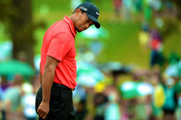 Tiger Woods at Masters 2013: Day 4 Analysis, Highlights and More