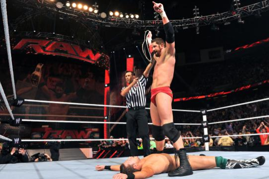 WWE: Was The Miz Irreparably Damaged by His Short Intercontinental Title Reign?