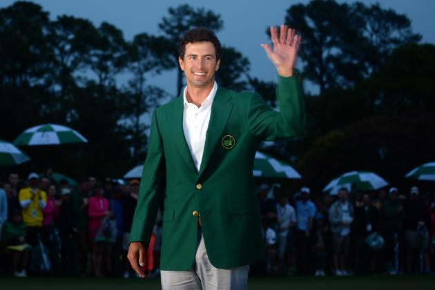The Masters 2013: Adam Scott's Victory Won't Be His Last Major Championship