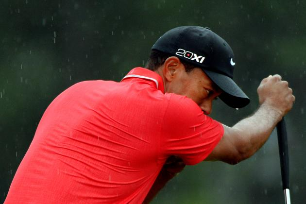 Tiger Woods at 2013 Masters: Will This Be the Major That Always Haunts Tiger?