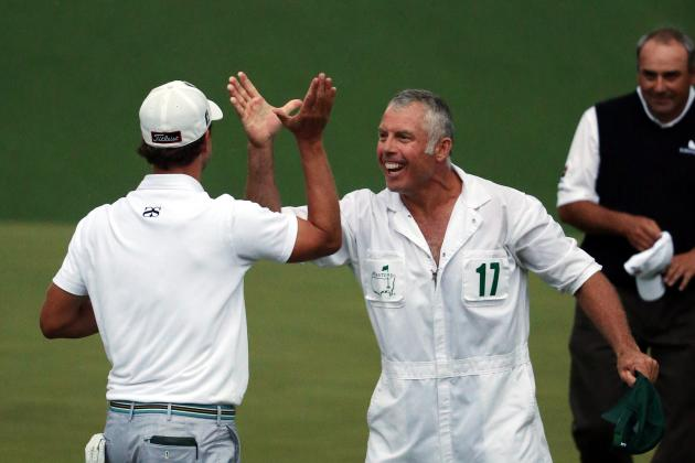 Steve Williams' Masters Triumph as Adam Scott's Caddy Should End Drama