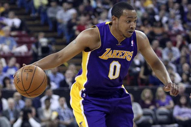 Lakers Sign Andrew Goudelock