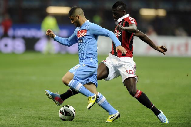 Napoli Holds AC Milan to Draw
