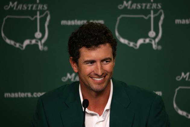 Masters 2013 Leaderboard: Where Golf's Biggest Stars Finished