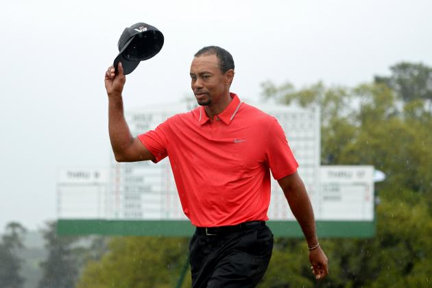 Tiger Woods' 4th-Place Finish Reaffirms No. 1 World Ranking