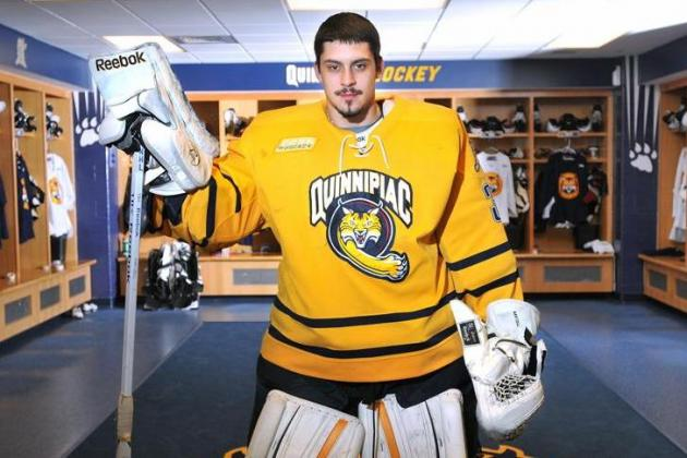 Penguins Sign Goaltender Eric Hartzell