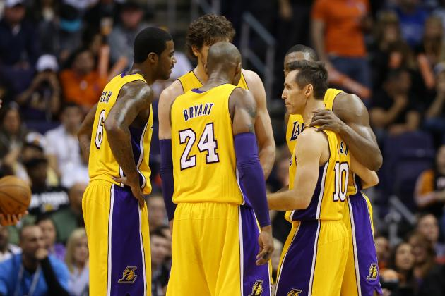 Breaking Down LA Lakers Season-Defining Statistics