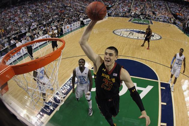 Maryland Star Alex Len Reportedly Declares for NBA Draft