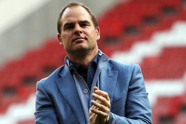 De Boer Wants to Manage Man City