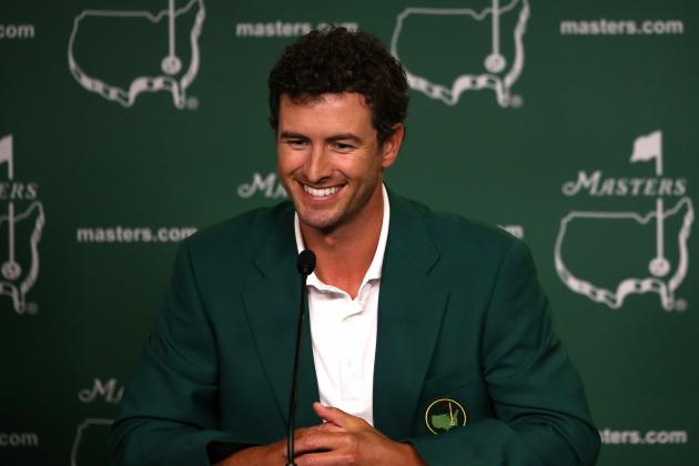 Adam Scott at Masters 2013: Does Green Jacket Make Him the New Phil Mickelson?