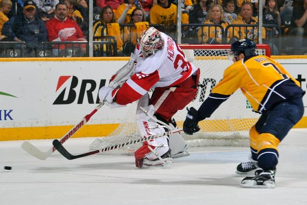 Wings Blank Preds, Currently Sit in 8th Spot