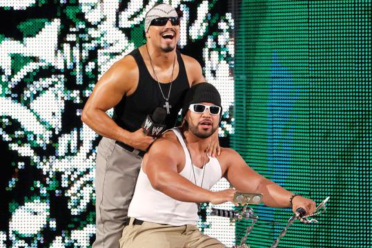 Hunico Deserves a Push Upon Return to WWE