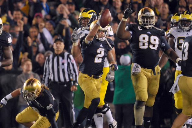 Notre Dame Football: 3 Things Standing in Irish's Way of a National Championship