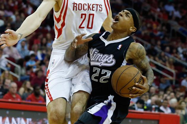 Road Reaction: Houston Rockets 121, Sacramento Kings 100
