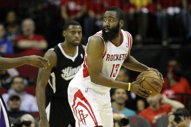 Rockets Blow out Kings in Last Regular Season Home Game