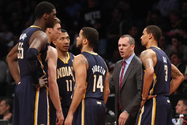 Vogel Plans to Rest Players with Seeding Locked Up