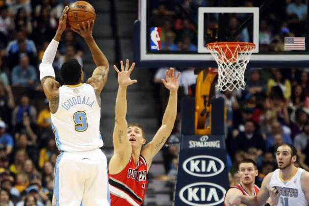 Nuggets Hand Trail Blazers 11th Straight Loss