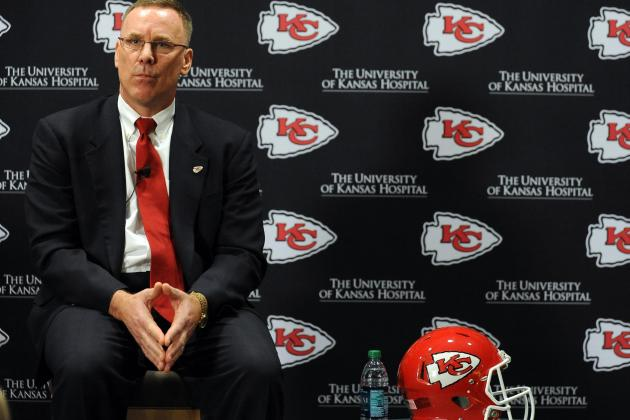 2013 NFL Draft: How John Dorsey, Fellow Rookie GMs Can Shake Up The First Round