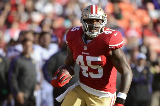 Giants Have Absolutely No Need for Brandon Jacobs, Must Keep Moving Forward