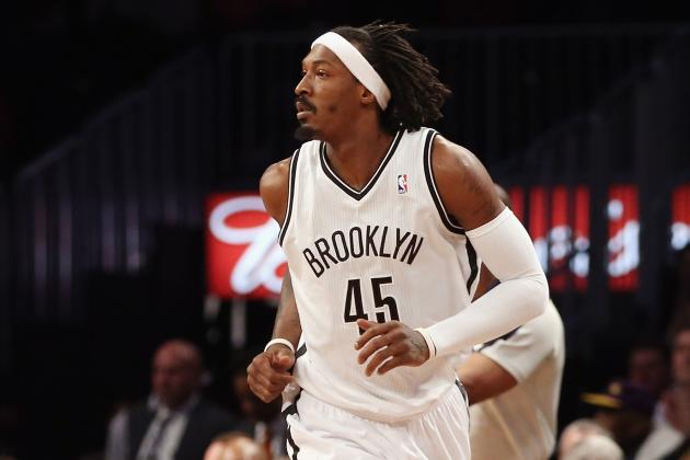 Gerald Wallace Sits out Again with Foot Injury