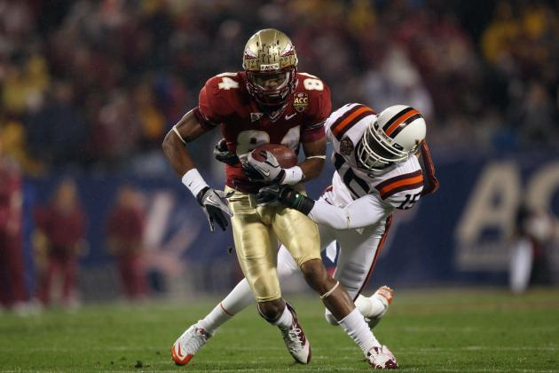 Rodney Smith Scouting Report: NFL Outlook for Florida State WR