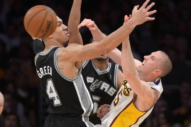 Rapid Reaction: Lakers 91, Spurs 86