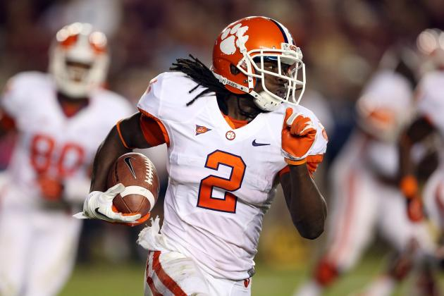 Clemson Football: Why Sammy Watkins Could Be College Football's Best Receiver