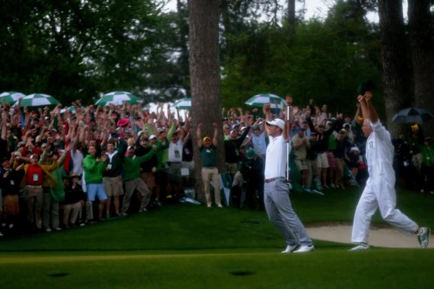 Masters Results 2013: In-Depth Look at Day 4 Leaderboard and Scores