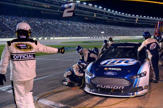 Brad Keselowski Claims That NASCAR Is Targeting Him and His Team