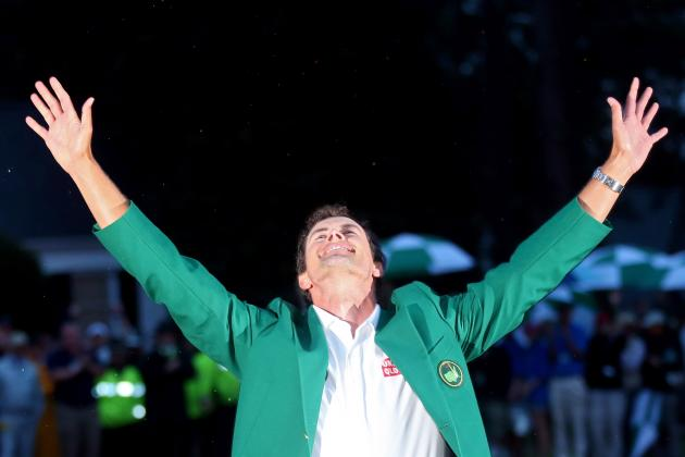 Masters 2013 Winner: How Past Failures Shaped Adam Scott's Thrilling Victory
