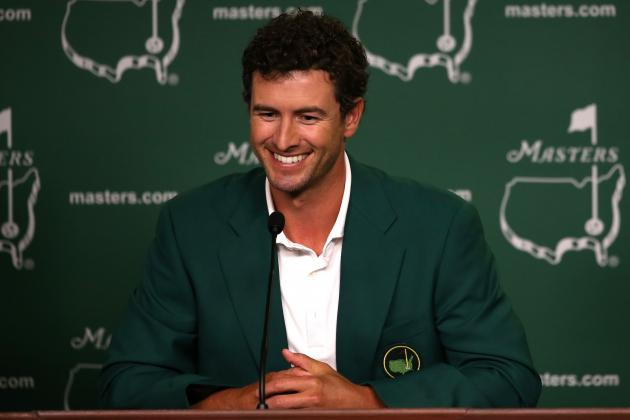 Adam Scott Becomes Face of Bright Future for Australian Golf with Masters Win