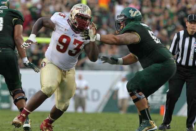 Everett Dawkins Scouting Report: NFL Outlook for Florida State DT