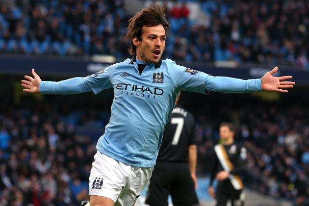 David Silva: Why This Season Doesn't Compare to Last Season for Man City Man