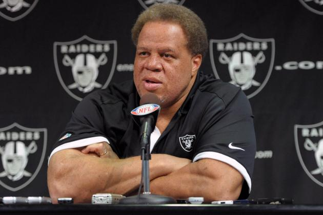 Oakland Raiders Draft Decisions Will Show Reggie McKenzie's True Colors