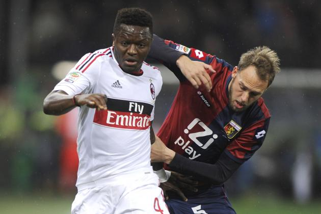 Muntari: Milan Still Want Second