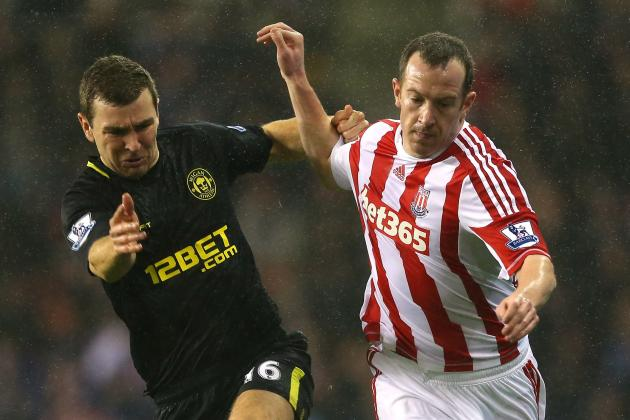 Charlie Adam: QPR Game Is Must-Win for Stoke