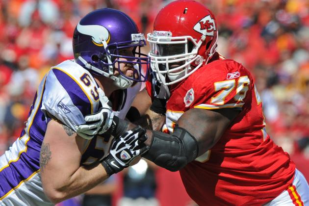 Chiefs Willing to Trade Branden Albert for a High Second-Round Pick