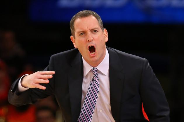 Yes, Mike Rice Is Actually Coaching a 12-Year-Old Girls AAU Team