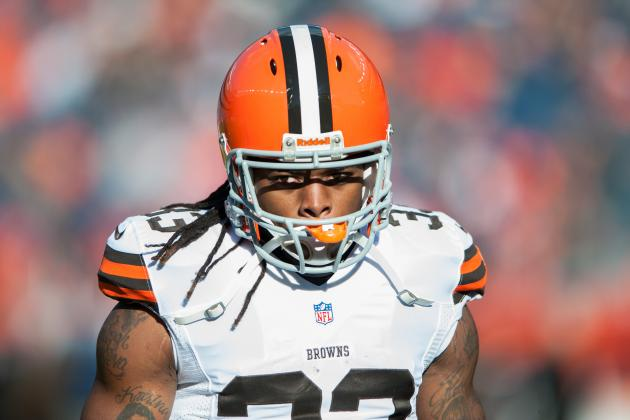 Browns' Trent Richardson Will Always Have