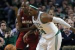 Pierce Still Angry with Ray Allen Leaving Boston
