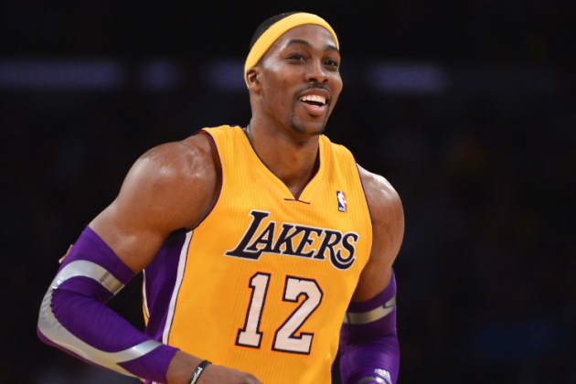 Dwight Howard Reportedly Expected to Re-Sign with Los Angeles Lakers