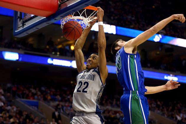 Georgetown's Otto Porter Heading to NBA